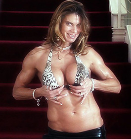Female Hard Body - Anna Cervantes
