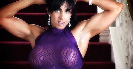 Female Hard Body - Elise Penn