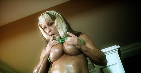 Female Hard Body - Gina Jones